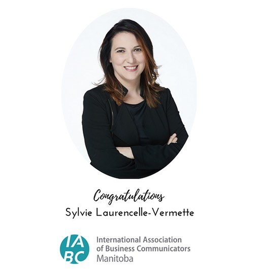 Congratssylvermette on your Communication Management Professional certification CMP the firsthellip