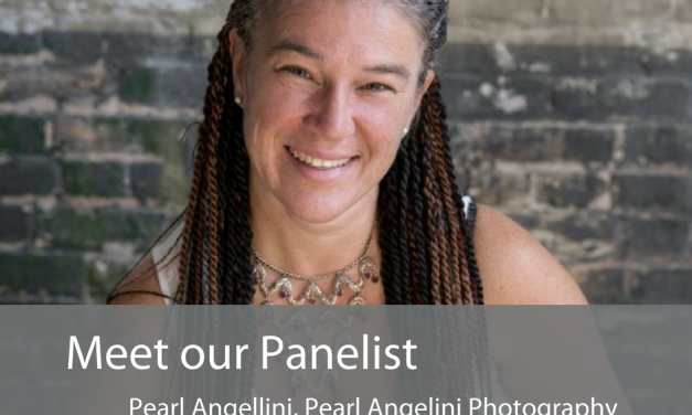 Meet your Panelist – Pearl Angelini