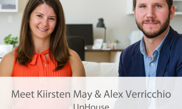 Meet Kiirsten May and Alex Verricchio