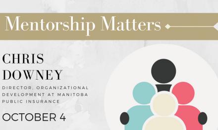 POSTPONED Mentorship Matters: Chris Downey, Director of Org. Develop. at MPI