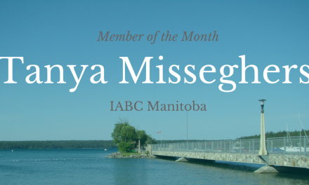 Member of the Month – Tanya Misseghers