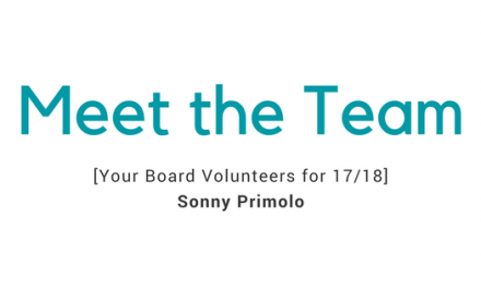 Meet the Team – Sonny Primolo, Director of Administration