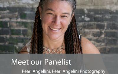 Meet your Panelist – Pearl Angelini