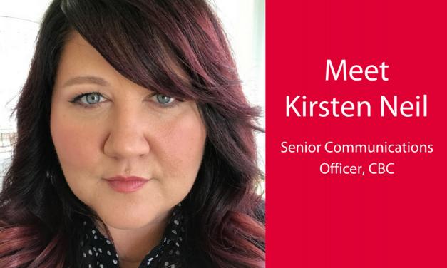 Meet Kirsten Neil