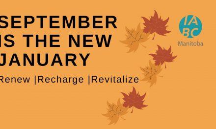 September is the New January- Fall Communicators Mixer