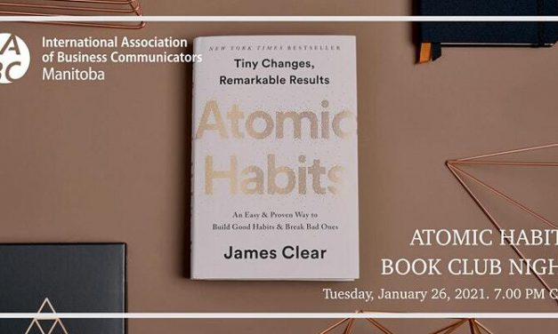 Atomic Habits Book Night