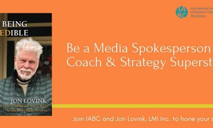 Reaching Excellence as a Spokesperson Coach and Strategist – Virtual Event