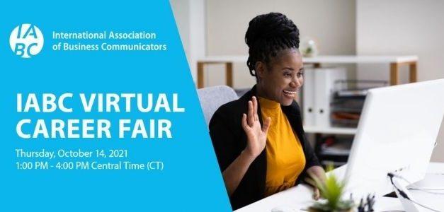 IABC Virtual Career Fair 2021
